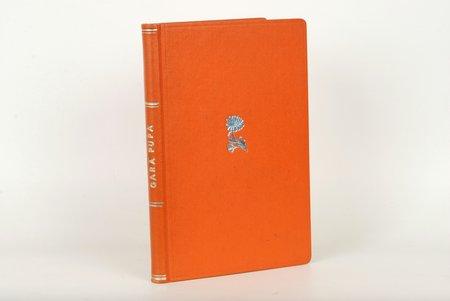 """K.Skalbe, """"Gara pupa pasakas"""", 1937 g., A.Krēsliņa spiestuve, Rīga, 98 lpp."""