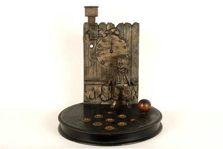 cigar case, Germany, the 20-30ties of 20th cent., 24 х 20 cm