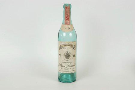 "bottle, Liquor factory ""Schaar & Caviezel"", Imperial, 27 cm, Latvia, the 20-30ties of 20th cent."