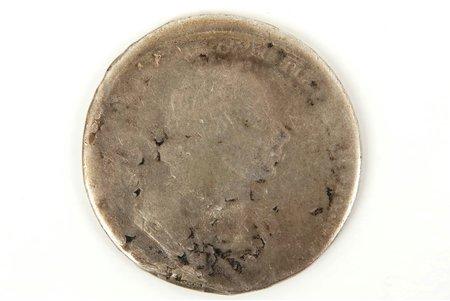 1 rublis, 1724 g., Krievijas Impērija, 25.9 g