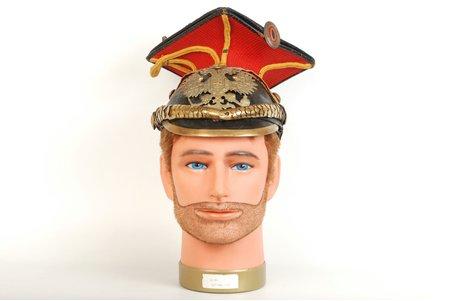 шапка, уланская, Российская империя, начало 20-го века