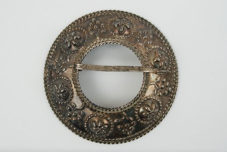 Sakta, silver, 875 standart, 36.7 g., the size of the ring 8.5, the 20-30ties of 20th cent., Latvia
