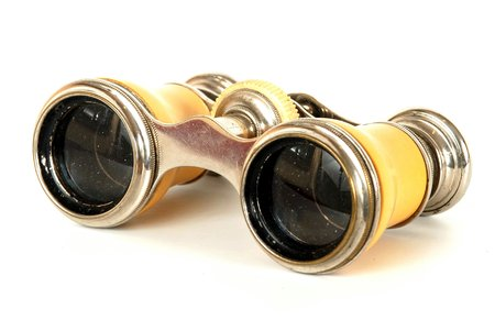 binoculars, France, the 20-30ties of 20th cent.
