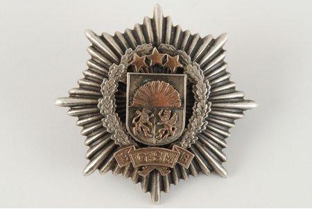знак, Головной штаб Латвийской армии, Латвия, 20е-30е годы 20го века