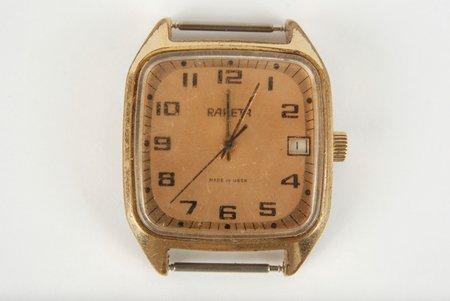 """rokas pulkstenis, """"Raketa"""", PSRS, 20gs. 60-70tie gadi, strādājoši"""