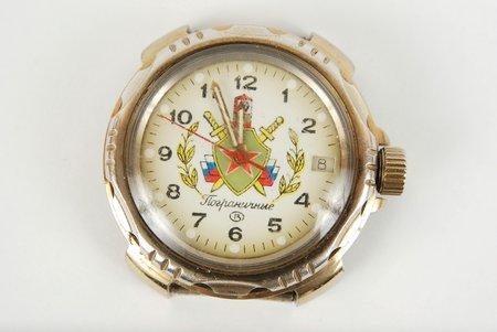 """rokas pulkstenis, """"Pograņičnije"""", PSRS, 20. gs. sākums, strādājoši"""