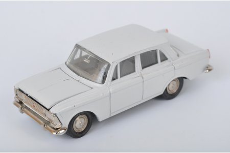 car model, Moskvich 408 Nr. А10, metal, USSR